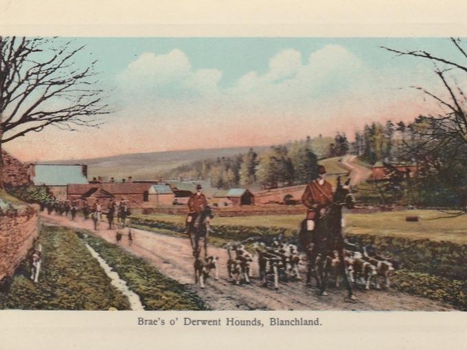 Brae's o' Derwent Hounds — Blanchland (Village in Northumberland), England