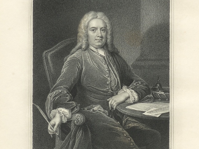 1835 Steel Engraving of HORATIO, First Lord Walpole