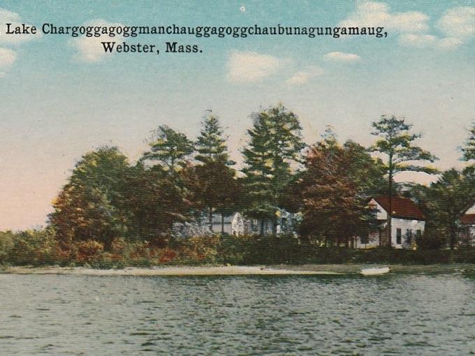 Lake Chargoggagogg-manchauggagogg-chaubunagungamaug