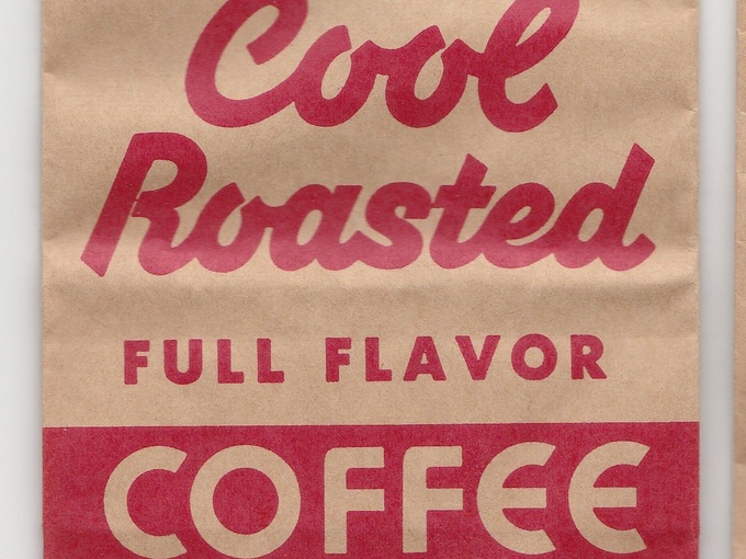 One Pound Cool Roasted Coffee Bags (Lot of 2)