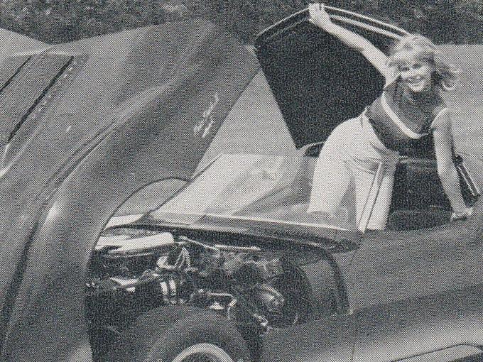 The Mako Shark II, Chevrolet's Experimental Corvette