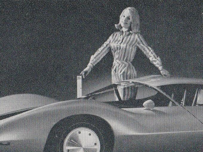Astro I, Chevrolet Experimental Car