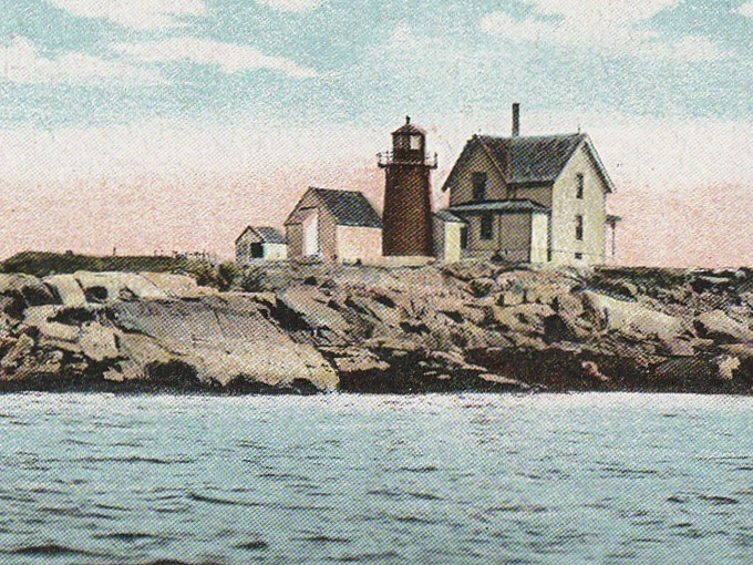 Historic Ten Pound Island Light — Gloucester, Mass.
