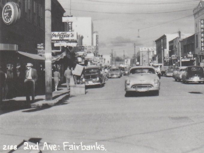 1950s 2nd Ave — Fairbanks, Alaska