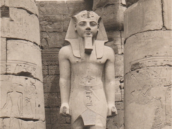 Ramesses the Great, the Third Pharaoh of the Nineteenth Dynasty of Egypt