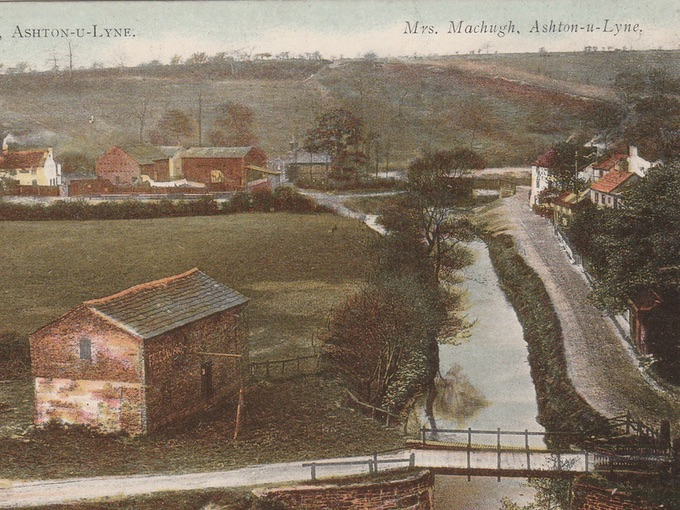 Daisy Nook, Mrs. Machugh, Ashton-U-Lyne — Failsworth, Greater Manchester, England