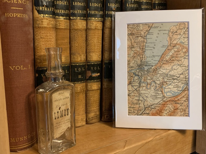 Browse cartography and maps.